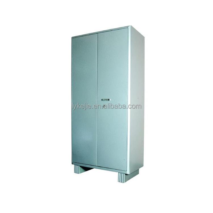 0c1101215 China barato 2 de aço porta do armário guarda-roupa de pano de  armazenamento de