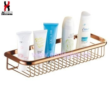 Rose Gold shower caddy,Bathroom shower caddy, View High Quality Rose ...