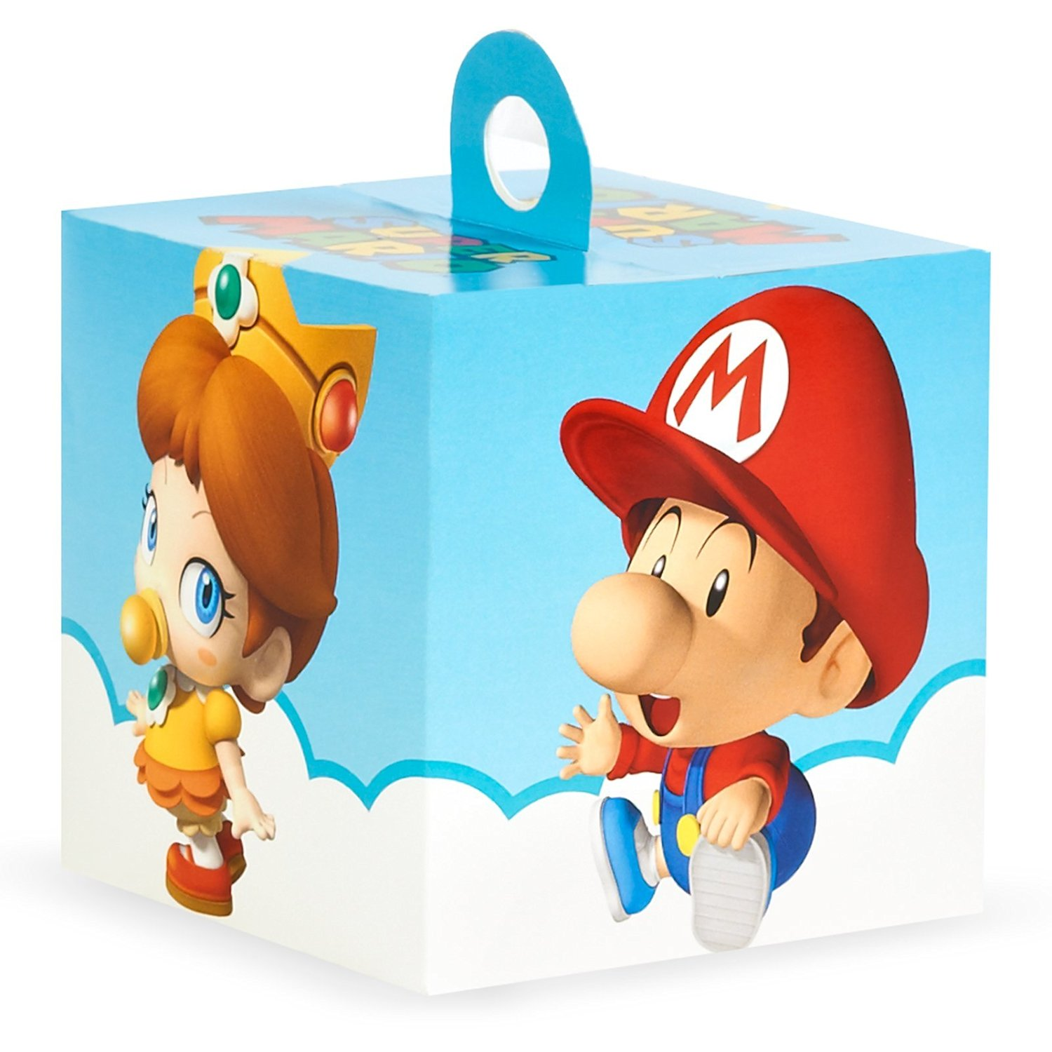 Super Mario Bros Babies Party Supplies Empty Favor Boxes (4)
