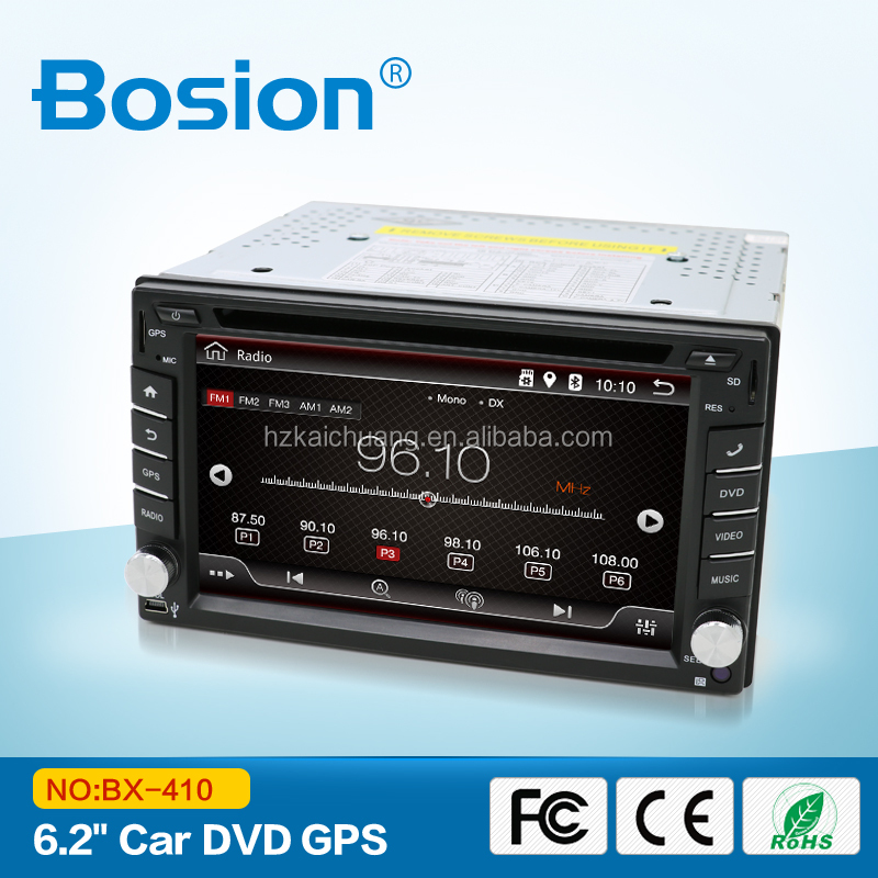 Car Electronic autoradio 2din quad core android 4.4.4 dvd player stereo GPS Navigation WIFI+Bluetooth+Radio+1.2G CPU+3G