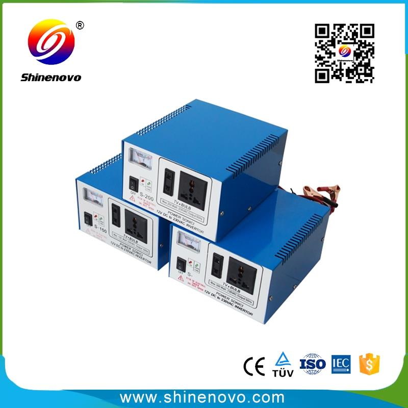 2016 Hot Sale High Quality CE ISO TUV ROHS 180W DC AC solar inverter