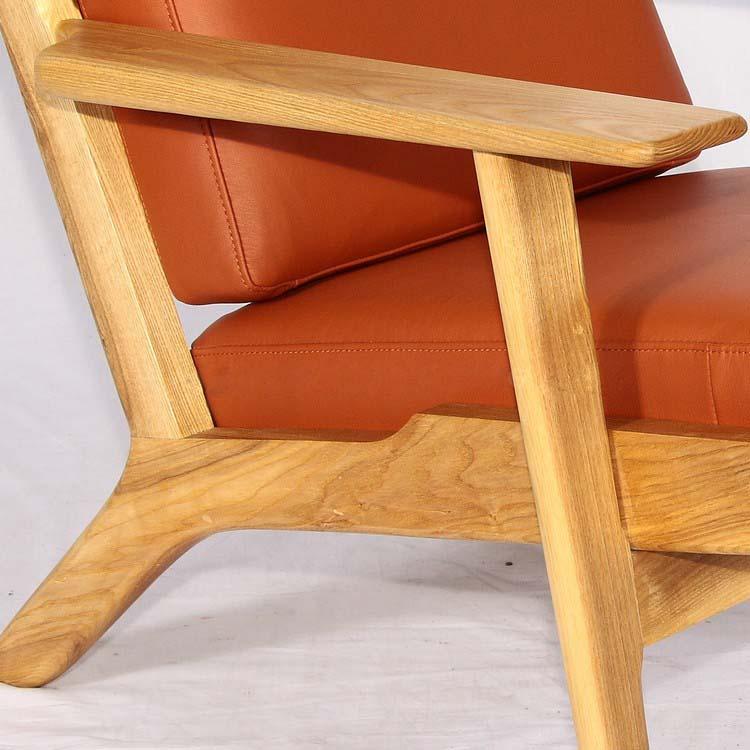 Hans wegner plank sofa designer sofa replica replica for Designer sofa replica