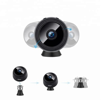 1080p 2MP MINI p2p magnet hidden camera small wireless BATTERY CAM, View  magnet hidden camera, oem Product Details from Shenzhen WNK Security