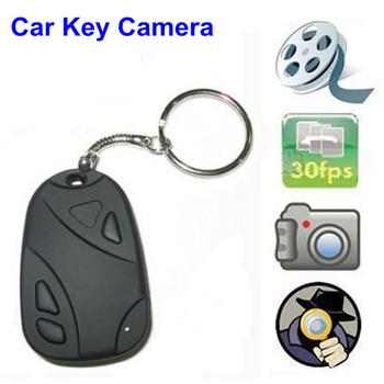 Скрытая камера в брелке ключей