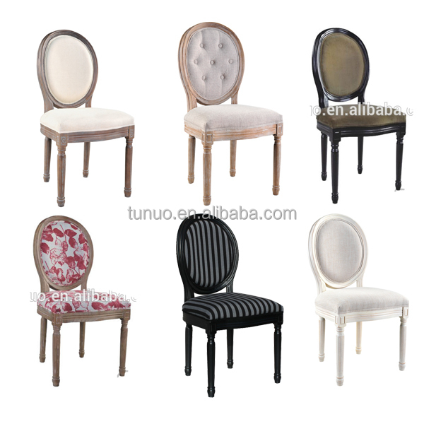 Louis Chair Antique Dining Chair French Style Arm Dining Chair Tb ...