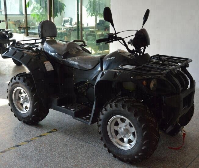 alloy wheels Quad Bike ATV of 500cc 4x4 dune buggy for sale