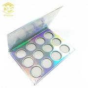 맞춤형 개인 라벨 메이크업 화장품 도매 팔레트 미러