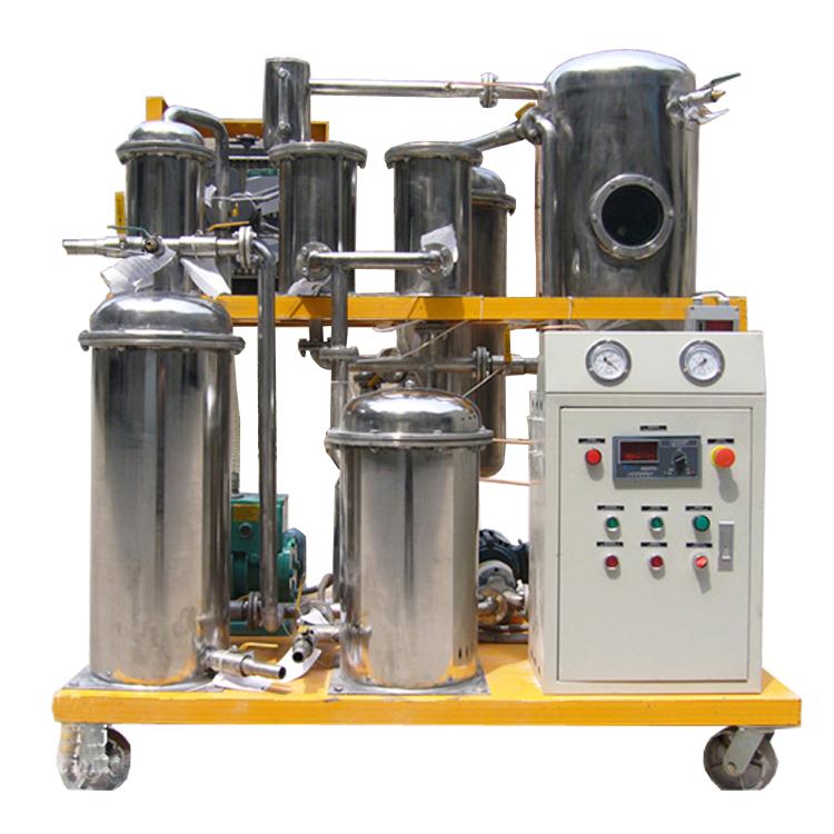 Hoge Kwaliteit Zonnebloem Olie Zuivering Machine Prijs