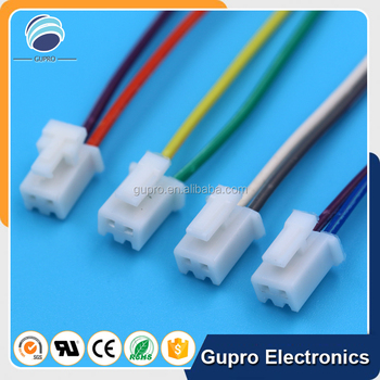 Terrific Male Female 2 5Mm Pitch Wire Harness Xhb Connectors For Electronic Wiring Digital Resources Ntnesshebarightsorg