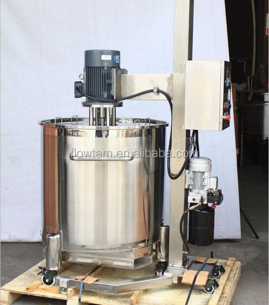 Thép không gỉ cắt cao trộn/phân tán của chất/tốc độ cao đồng hóa