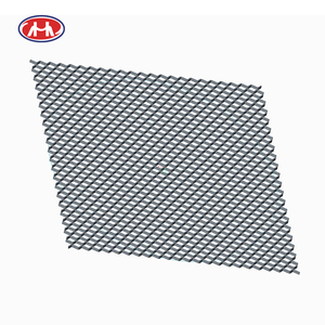 hot sale pvc coated expanded metal mesh