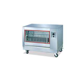 -Factory Price Chicken Oven Roaster /chicken shawarma / Gas Baking Oven Equipment
