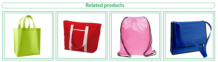 Non woven foldable BAG, FOLDABLE zipper tote bag with small pocket
