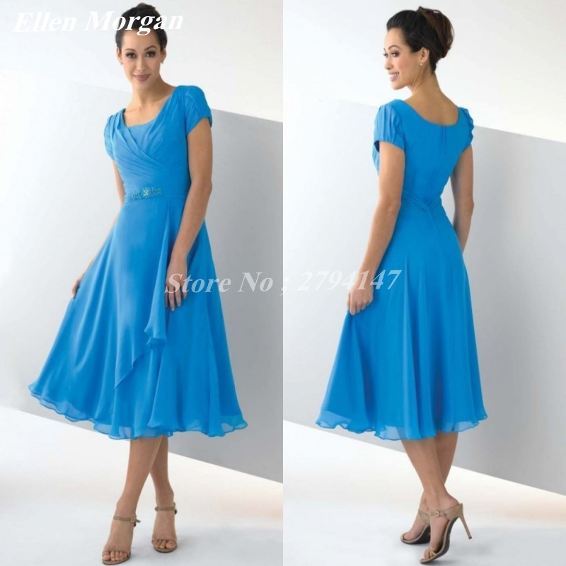 Popular Mother Of The Groom Short Dress-Buy Cheap Mother
