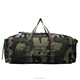 Military Tactical Wheeled Deployment Trolley Duffle Bag Heavy-Duty Campong Hiking Running Trekking