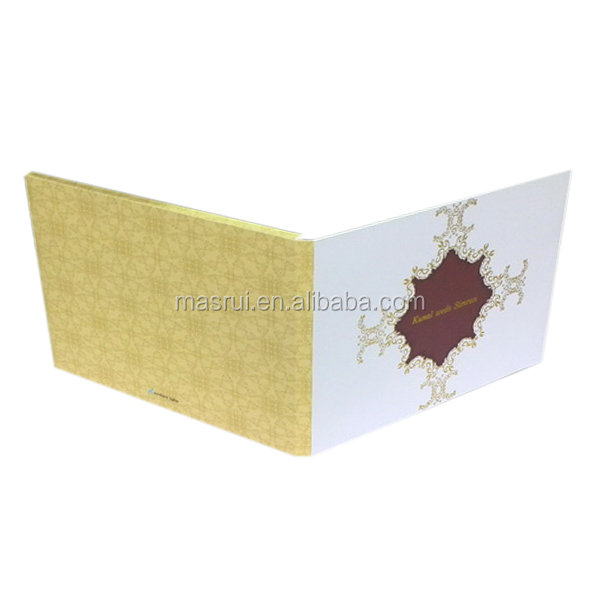 "2014 Hot Greetings Advertising Card ,4.3"" LCD Video Book in Dubai marketing Wholesale"
