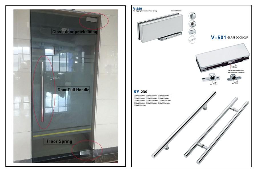 Hydraulic Floor Spring For Glass Door Buy Floor Springhydraulic