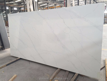 natural white quartz stone, good design pattern(WG412)