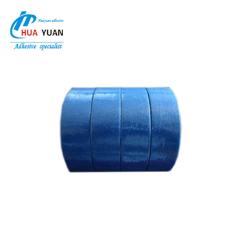 new product sample free easy peel blue painters tape rubber adhesive wholesale masking tape crepe paper - Blue Painters Tape