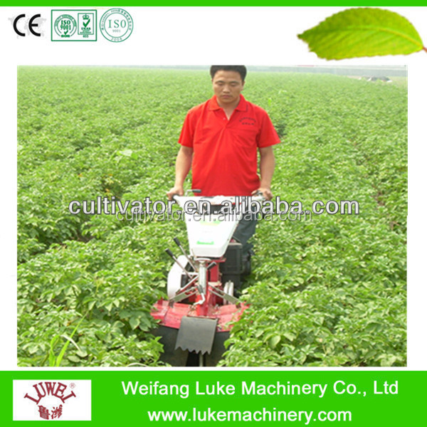 hot sale belt drive potato cultivator in 2015
