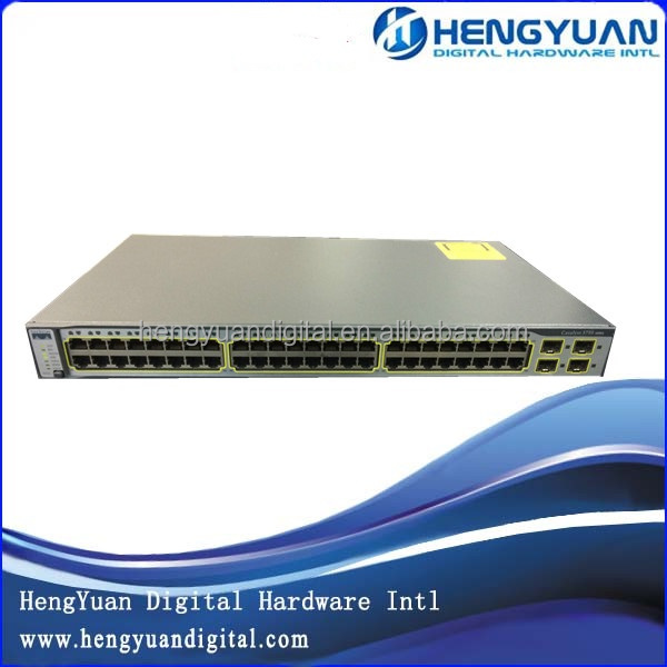 Cisco Catalyst 3850 Switch WS-C3850-48F-E