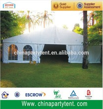 Indian style PVC party tent with decoration party tent manufacturer