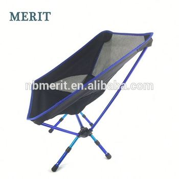 Folding Chair Without Legs, Camping Chair With Footrest, Camping Chair Bed
