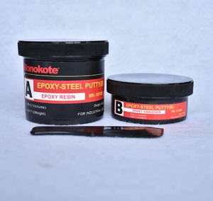 812290 Devcon Bronze Putty (BR) Repair For Marine Use