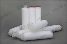 Highly Effective Absolute PES Membrane 0.1 Micron water filter For Beer filtration