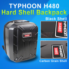 YUNEEC TYPHOON H480 Hard Shell Backpack Multicopter Drone Waterproof Shoulder Bag Carrying Case