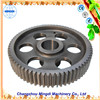 changzhou machinery Differential Spur gear Parts/ Steel Small Pinion tactical gear reduction gear for electric motor