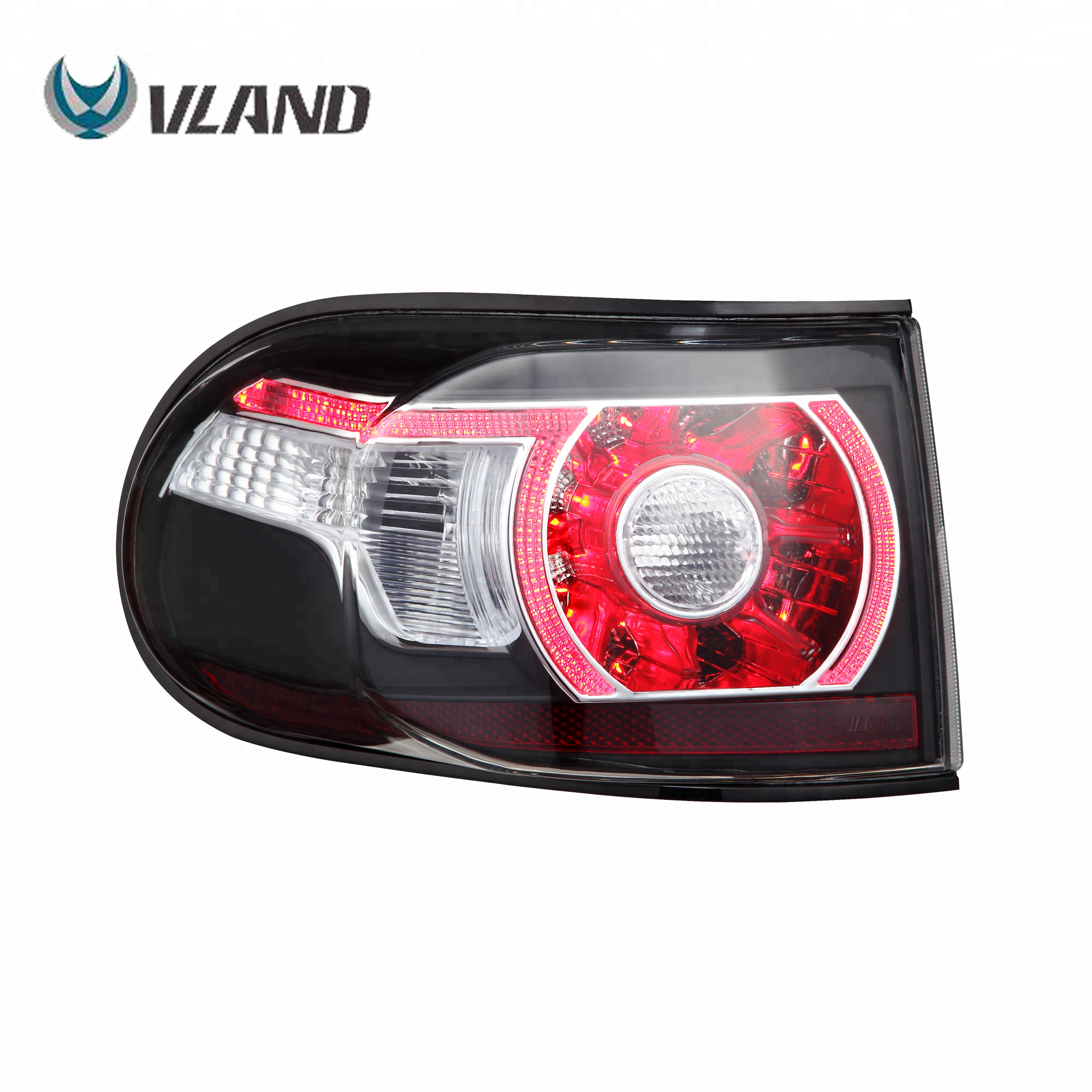 VLAND CAR LAMP LED TAILLIGHTS FOR fj cruiser 07-up tail lamp hot selling best quality manufacturers ios9001 ccc
