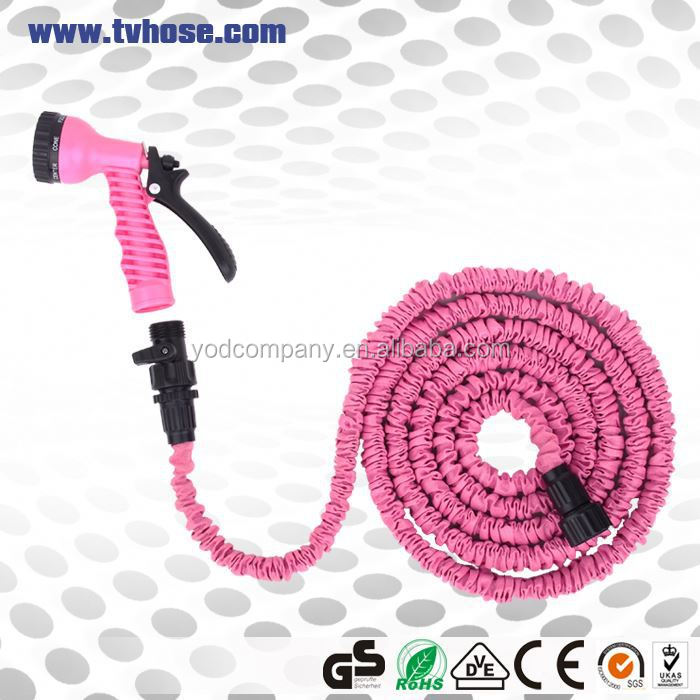 Free sample available super strong hose pipe guide for garden tool