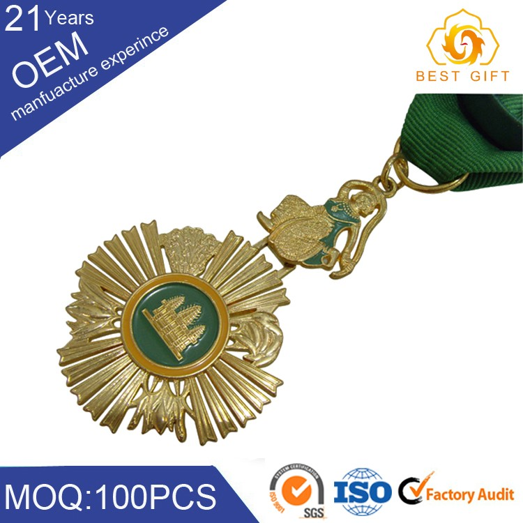 Cheapest price wholesale wonderful blank medals and trophies for gifts