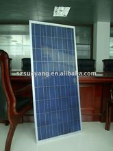 140W Polycrystalline/Poly Flexible Solar Panel