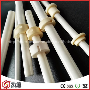 Al2O3 ceramic custom design polishing ceramic plunger pump