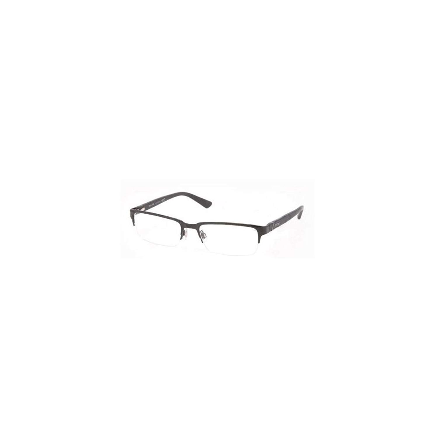 c4d2f37f7ec Get Quotations · Polo PH1134 Eyeglasses-9038 Matte Black-54mm