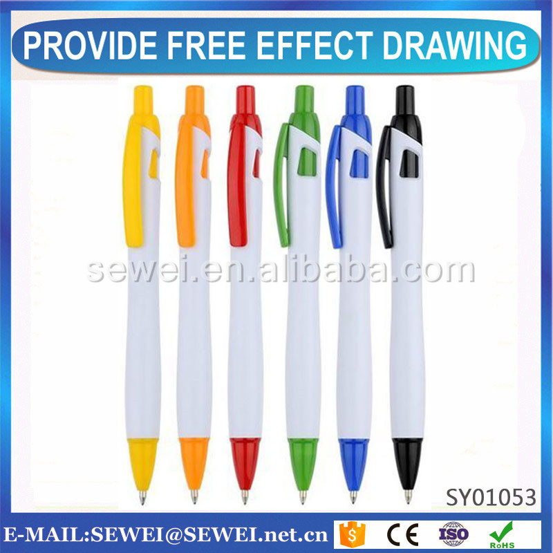 OEM/ODM factory cheap brand ballpoint pen High quality good price