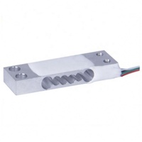 Aluminum Construction With Surface Anodized Parallel Beam Aluminum Sensors