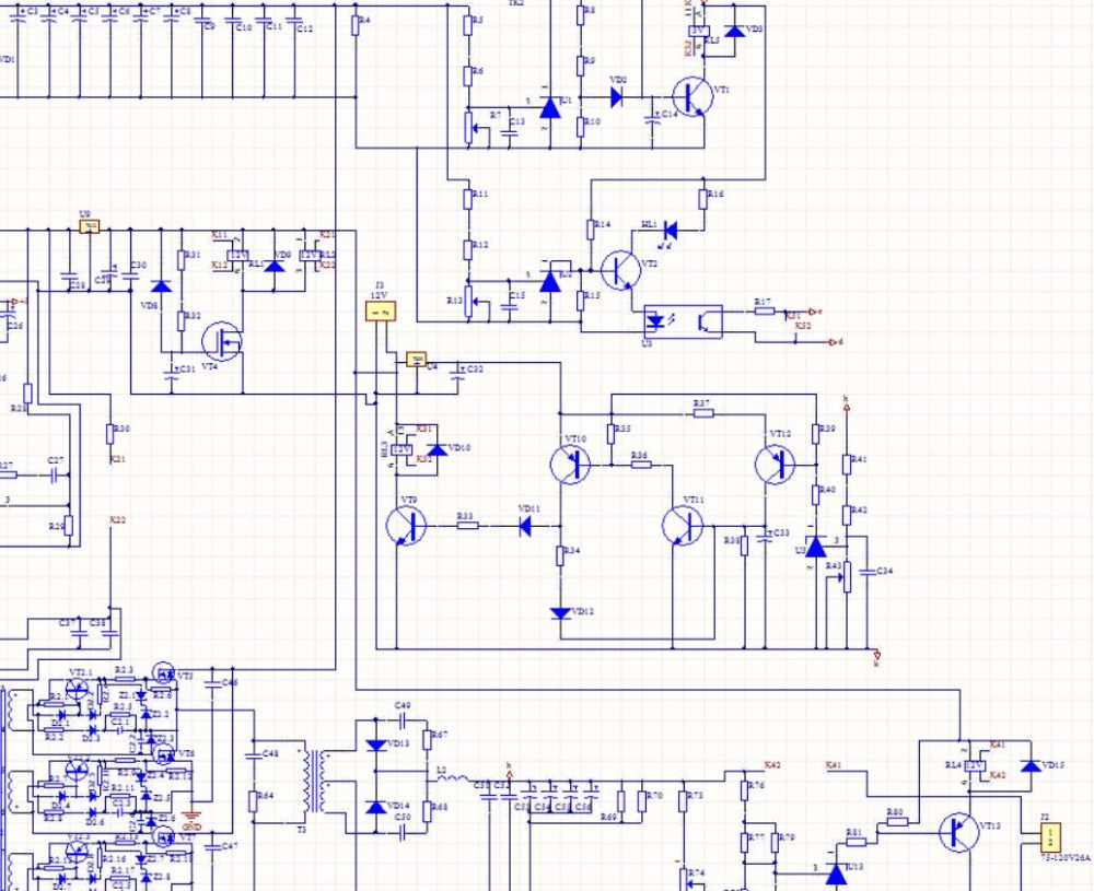 Design Mini Power Bank Mobile Battery Charger Circuit Diagram For