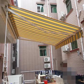 Waterproof Electric Retractable Balcony Awnings Buy Balcony