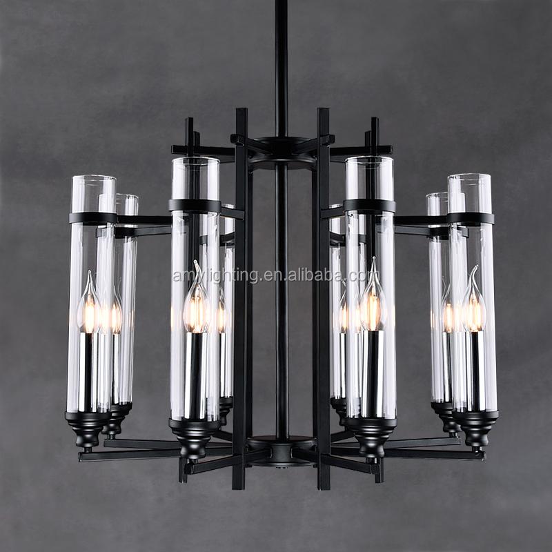 Dekor elegante kreative stahl kerzenhalter klar esszimmer hängen ...