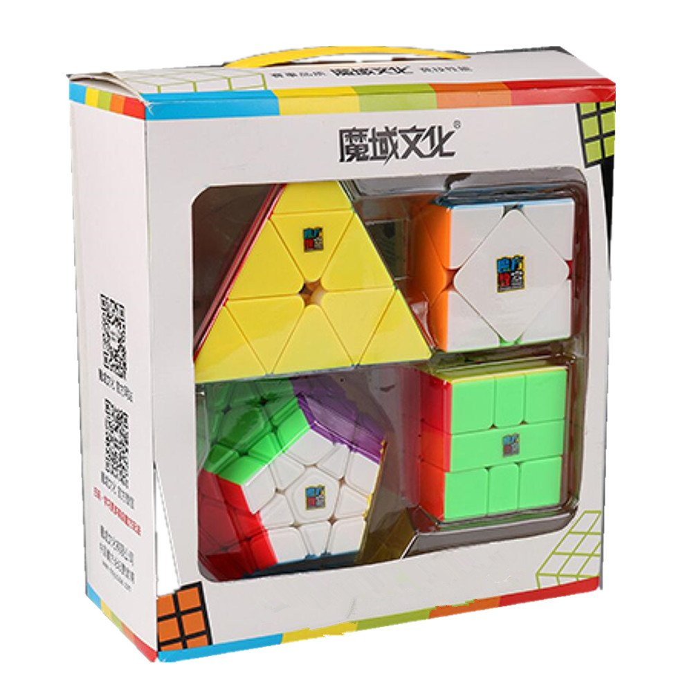 Spiele Square-1 Magic Cube Moyu Speedcube Stickerless