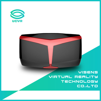 All-in-one Fresnel Optical Lens VR 3D glass immersive VR box Compatible for IOS +Androidimax Cinema