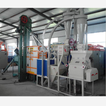 50 ton per day maize flour milling machine for sale