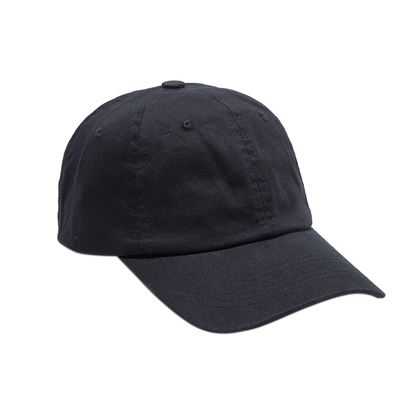 In stock cheap 10 colors pink blue grey red black plain blank dad <strong>hat</strong> wholesale