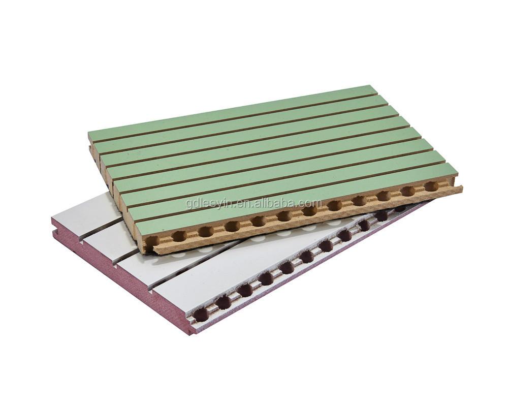 bon march des mat riaux d 39 absorption acoustique bois. Black Bedroom Furniture Sets. Home Design Ideas