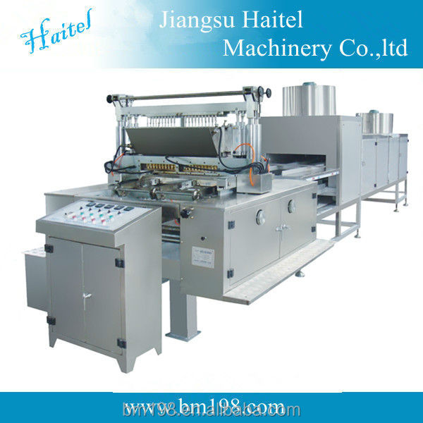 china small jelly candy making machine factory