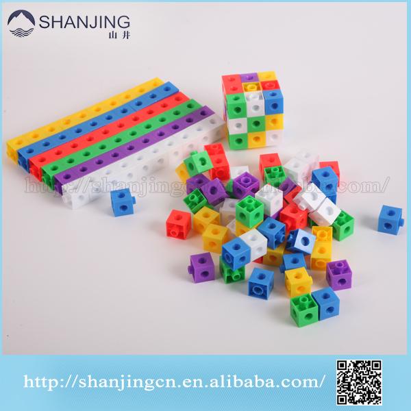 Super Leermiddelen Mathlink Blokjes Hete Verkopen Kind Creatief NK-51