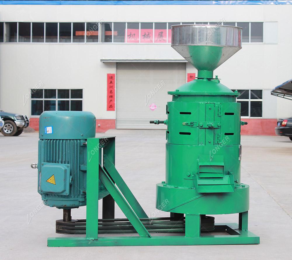 Máquina De Descascar Grão De Trigo De Cevada | Descascador De Trigo | Máquina De Casca De Espelta